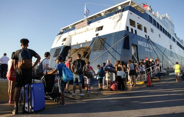 Πόσα άτομα θα επιβιβάζονται στα πλοία – Τι θα ισχύει για καμπίνες και καθίσματα
