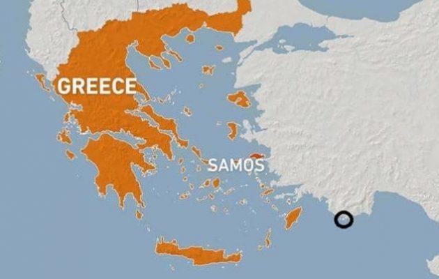 Το Al Jazeera μετέδωσε χάρτη με το Καστελόριζο τουρκικό έδαφος