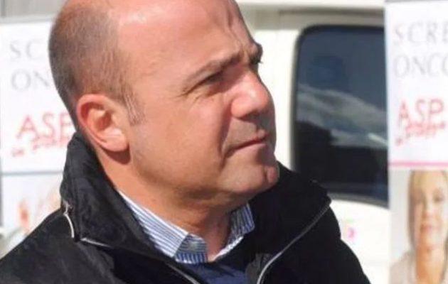 Για διαφθορά κατηγορείται ο υπεύθυνος αντιμετώπισης της πανδημίας στη Σικελία