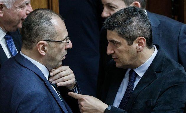 Ο Αυγενάκης άδειασε Γεραπετρίτη: «Αλλος έβαλε υπογραφές»