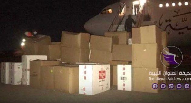 Η Τουρκία έστειλε στη Λιβύη μάσκες και αντισηπτικά