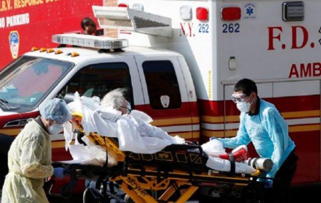 ΠΟΥ: 2 εκατ. οι νεκροί μέχρι να έχουμε εμβόλιο για κορωνοϊό