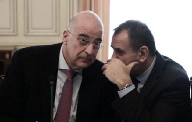 Τι είπαν για τον Έβρο Δένδιας και Παναγιωτόπουλος στην Επιτροπή Εθνικής Άμυνας και Εξ. Υποθέσεων