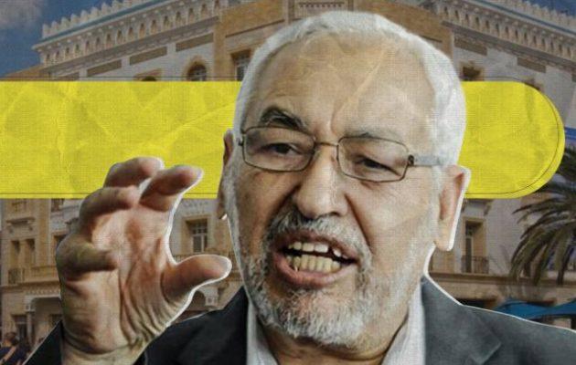 Η τυνησιακή αντιπολίτευση κατηγορεί τον ισλαμιστή πρόεδρο της Βουλής για φιλοτουρκική στάση στη Λιβύη
