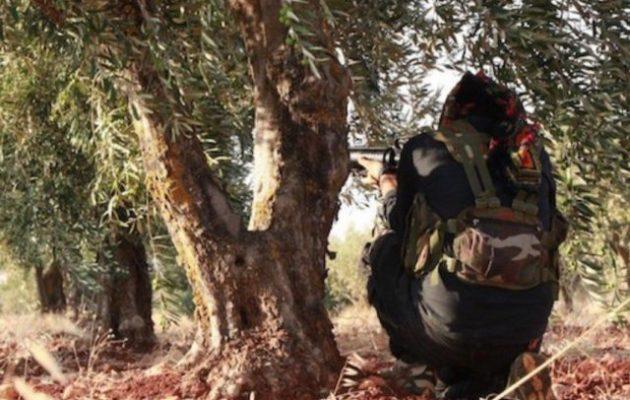 Κούρδοι αντάρτες ανακοίνωσαν ότι σκότωσαν Τούρκους στρατιώτες στη Β/Δ Συρία