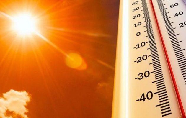 Καύσωνας: Πόσο θα διαρκέσει – Οι πόλεις με τις υψηλότερες θερμοκρασίες