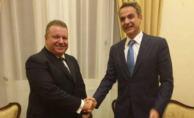 Συγχαρητήρια της Ελληνικής Κοινότητας Καΐρου στον πρωθυπουργό για τη διαχείριση της πανδημίας