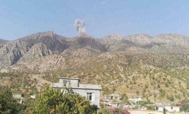 Οι Τούρκοι βομβάρδισαν και σκότωσαν δύο Κούρδους αγρότες στο ιρακινό Κουρδιστάν