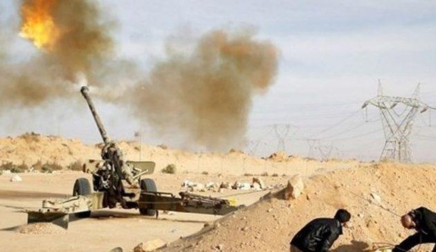 Το πυροβολικό του Χαφτάρ βομβάρδισε «κοντά» στις πρεσβείες Τουρκίας και Ιταλίας στην Τρίπολη