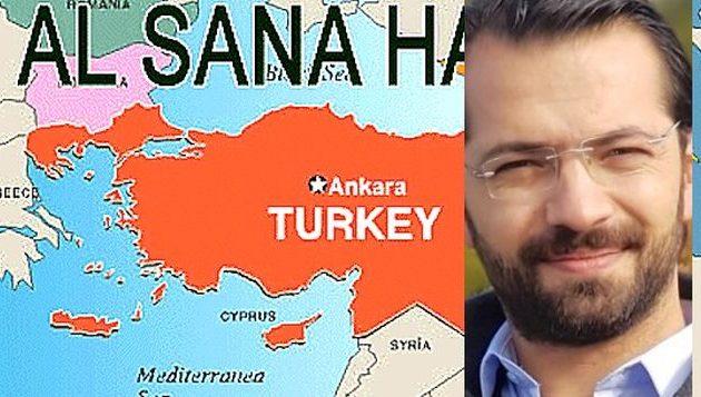 «Η Τουρκία θα προσαρτήσει Δυτ. Θράκη, Κρήτη, Λιβύη, Βόρειο Ιράκ και Κριμαία»