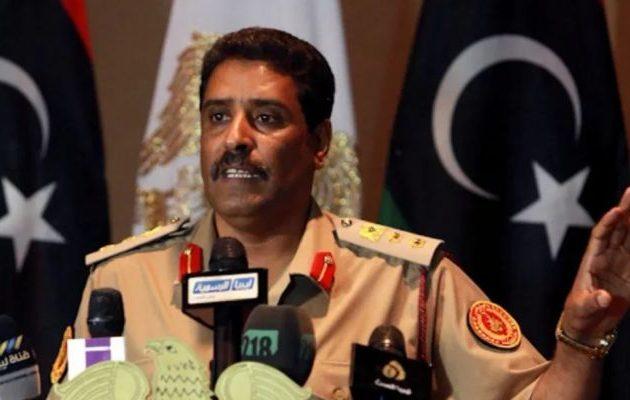 Εκπρόσωπος LNA: Θα εξαπολύσουμε σφοδρή αεροπορική αντεπίθεση στις δυνάμεις της Τρίπολης