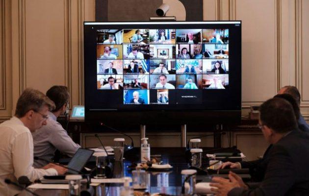 Συνεδριάζει το Υπουργικό Συμβούλιο την Τρίτη με «βαριά» ατζέντα