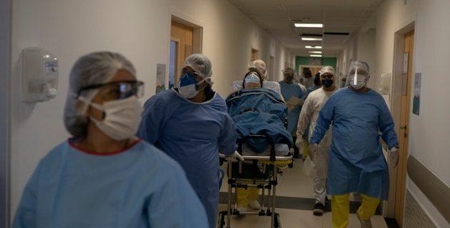 Έρευνα προειδοποιεί για 125.000 νεκρούς στη Βραζιλία λόγω Covid-19