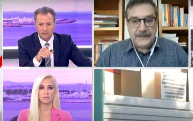 Παναγιωτόπουλος: Βέβαιο το δεύτερο κύμα κορωνοϊού ακόμα και πριν το φθινόπωρο