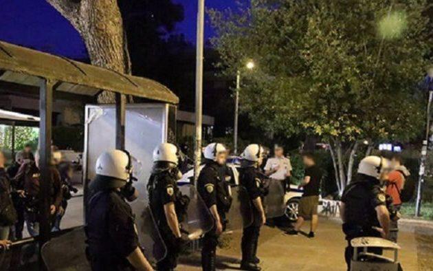 Ανησυχεί ο δήμαρχος Αγ. Παρασκευής για μεγαλύτερο πάρτι στην πλατεία το Σαββατοκύριακο