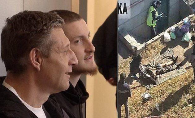 Φρίκη: Πάτερας και γιος αποκεφάλισαν αστυνομικό και τον έφαγαν