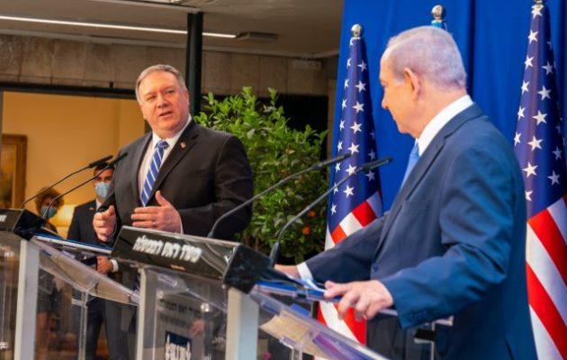 Μάικ Πομπέο: Το Ιράν υποθάλπει τον τρόμο παρά την πανδημία του κορωνοϊού