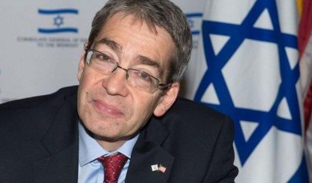 Ο Ισραηλινός Επιτετραμμένος στην Άγκυρα έγραψε άρθρο για τα «κοινά συμφέροντα Τουρκίας-Ισραήλ»
