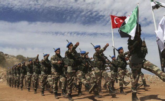Επέστρεψαν 120 Συροτουρκμένοι τζιχαντιστές μισθοφόροι από τη Λιβύη στην Τουρκία