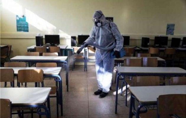 Χαράλαμπος Γώγος: Μετά τις γιορτές θα ανοίξουν τα σχολεία