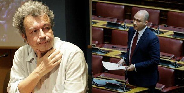 Ο Τατσόπουλος «έσφαξε» Μπογδάνο: Σε περιμένει το Δελφινάριο