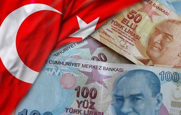 Γκρεμίζεται η τουρκική λίρα: 7,24 έναντι του δολαρίου