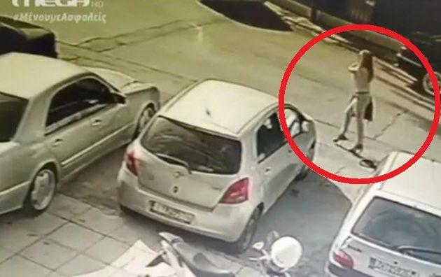 Επίθεση με βιτριόλι: Η 34χρονη απεγνωσμένα ούρλιαζε και ζητούσε βοήθεια (βίντεο)