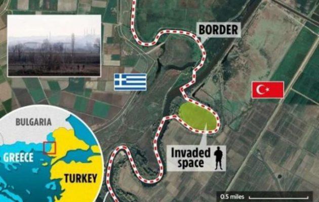 Ψευδείς ειδήσεις ξένων ΜΜΕ η τουρκική «εισβολή» και «κατοχή» στον Έβρο