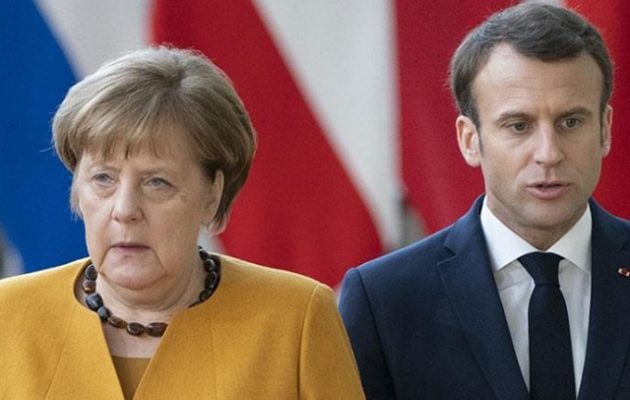 Μέρκελ και Μακρόν φοβούνται δεύτερο κύμα κορωνοϊού – Η Ε.Ε. να είναι σε ετοιμότητα
