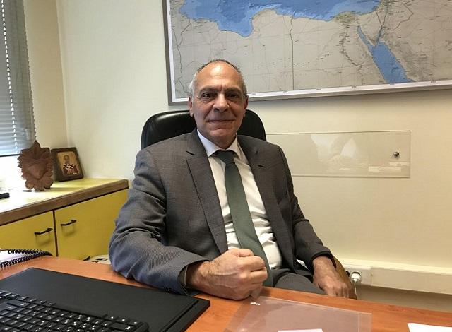 Αλ. Διακόπουλος: Εάν δεχθεί η Κύπρος επίθεση η Ελλάδα θα βρεθεί ...