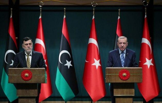 Ερντογάν: Μαζί με Σαράτζ θα κάνουμε έρευνες για πετρέλαιο στην ανατ. Μεσόγειο