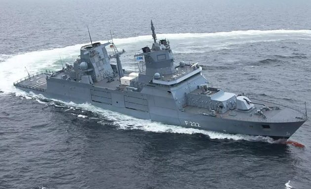 Οι Γερμανοί ναυπηγούν για την Τουρκία τέσσερις φρεγάτες MKS-180