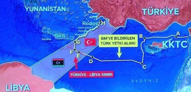 Αίγυπτος, Σαουδική Αραβία, Μπαχρέιν, Ελλάδα και Κύπρος καλούν τον ΟΗΕ να μη δεχθεί τη συμφωνία Τουρκίας-Σαράτζ