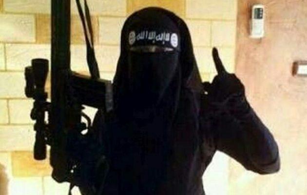 Συνελήφθησαν τρεις γυναίκες του Ισλαμικού Κράτους ενώ προσπαθούσαν να αποδράσουν από τους Κούρδους
