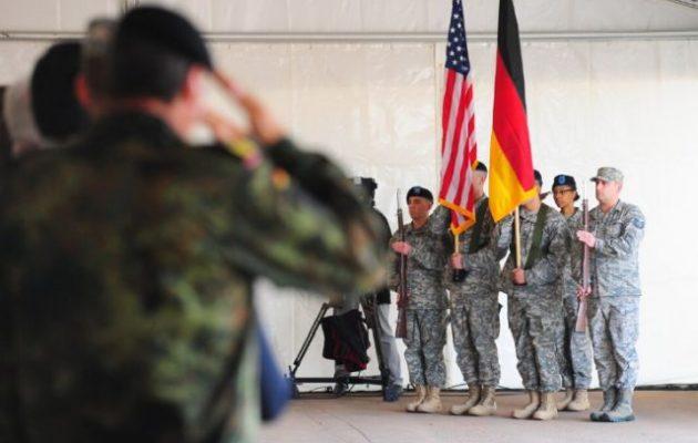 Τεταμένες οι σχέσεις Γερμανίας με ΗΠΑ λόγω της αποχώρησης Αμερικανικών στρατευμάτων