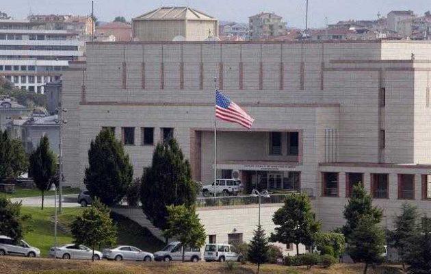 Εννέα χρόνια φυλακή σε Τούρκο υπάλληλο του αμερικανικού προξενείου για «τρομοκρατία»