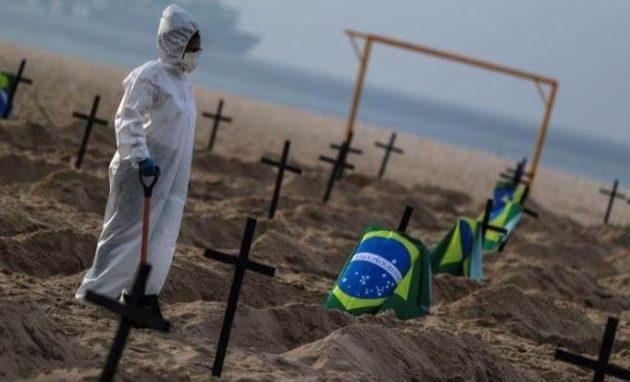Βραζιλία: Ανεστάλη η δεύτερη δόση του κινεζικού εμβολίου λόγω έλλειψης