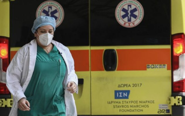 Πολλοί υγειονομικοί με κορωνοϊό στην Πάτρα