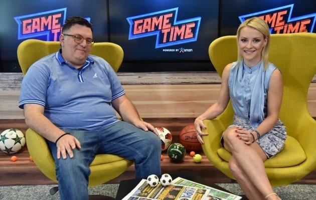 H πρεμιέρα των play off της Super League στο ΟΠΑΠ Game Time (βίντεο)
