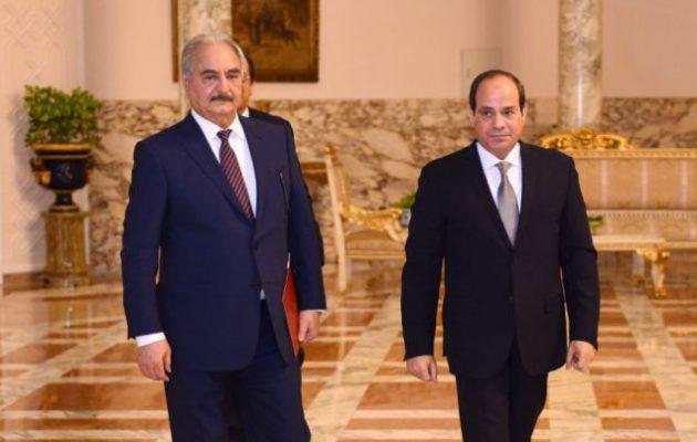 Πρωτοβουλία Σίσι για τον τερματισμό του πολέμου στη Λιβύη