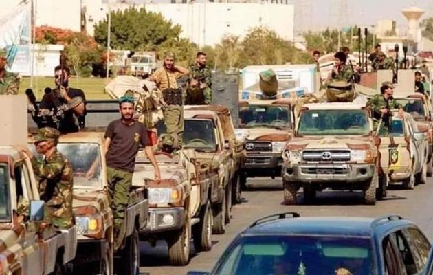 Το Ιράν έστειλε όπλα και μαχητές στη Λιβύη για να υποστηρίξει τους Τουρκολίβυους