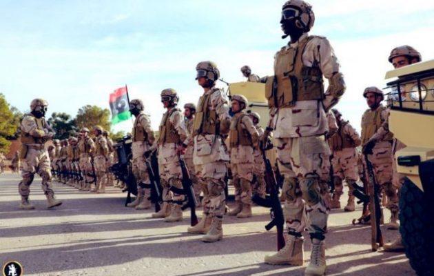 Λιβυκός Εθνικός Στρατός (LNA): Θα απαντήσουμε στην Τουρκία με τρόπο κατάλληλο και απροσδόκητο