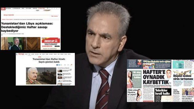 Πανηγυρίζει ο τουρκικός Τύπος με τις δηλώσεις του Θάνου Ντόκου – Να φύγει τώρα!