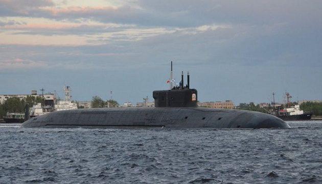 Στο ρωσικό στόλο το πιο σύγχρονο πυρηνικό υποβρύχιο