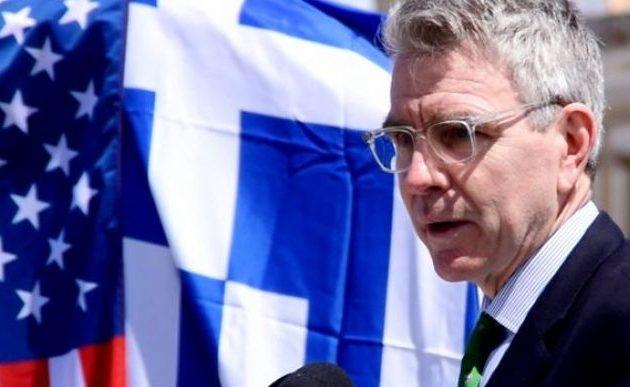Τζέφρι Πάιατ: Η επόμενη γενιά ελληνικών φρεγατών να είναι συμπαραγωγή Ελλάδος-ΗΠΑ