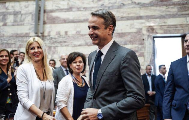 Ράπτη: Στους κορυφαίους πολιτικούς του κόσμου ο Μητσοτάκης