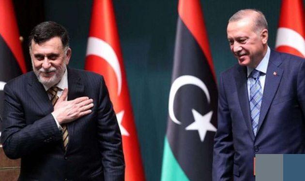 Ο Σαράτζ θέλει να μετατρέψει τους τζιχαντιστές της Λιβύης σε «εθνοφρουρά» με τη βοήθεια της Τουρκίας