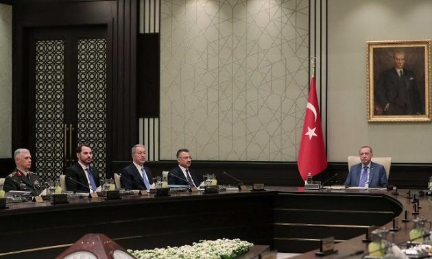 Tουρκικό Συμβούλιο Εθνικής Ασφαλείας: Δεν θα γίνει δεκτή η μη αποδοχή δύο κρατών στην Κύπρο