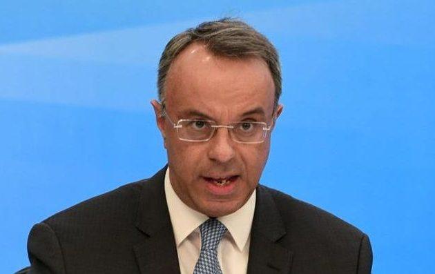 16% η ύφεση το β΄ τρίμηνο εκτιμά τώρα ο Σταϊκούρας – Στα ταμεία έχουμε 37,5 δισ. ευρώ