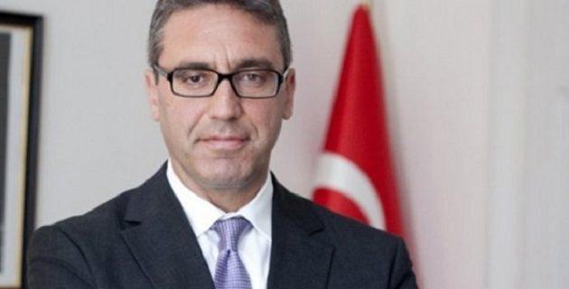 Ο Τούρκος πρέσβης στην Αθήνα «ξύνεται στη γκλίτσα του τσοπάνη»